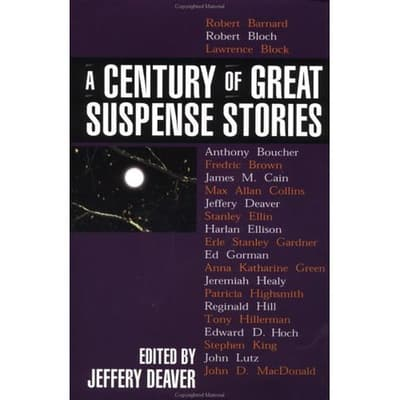 A Century of Great Suspense Stories by Jeffery Deaver audiobook