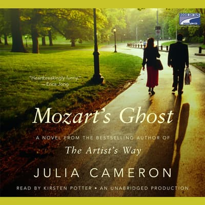 Mozart's Ghost by Julia Cameron audiobook