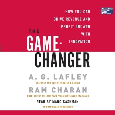 The Game-Changer by A. G. Lafley audiobook
