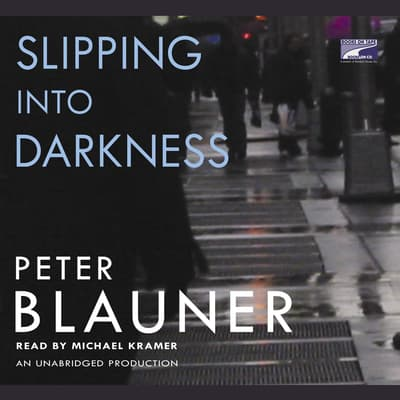 Slipping Into Darkness by Peter Blauner audiobook