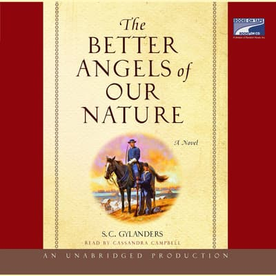 The Better Angels of Our Nature by S. C. Gylanders audiobook