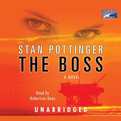 The Boss by Stanley Pottinger audiobook