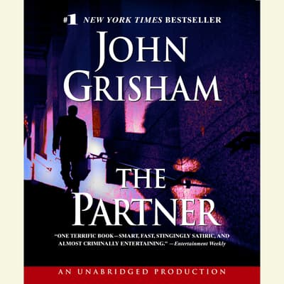 The Partner by John Grisham audiobook