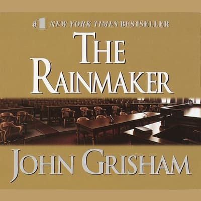 The Rainmaker by John Grisham audiobook