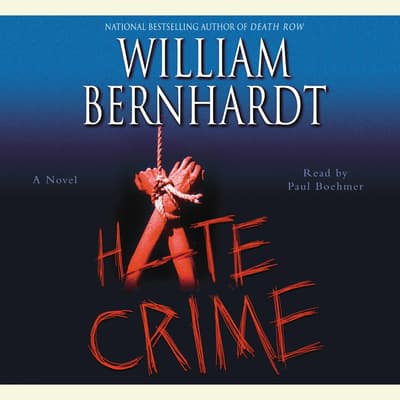 Hate Crime by William Bernhardt audiobook