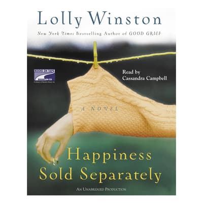 Happiness Sold Separately by Lolly Winston audiobook