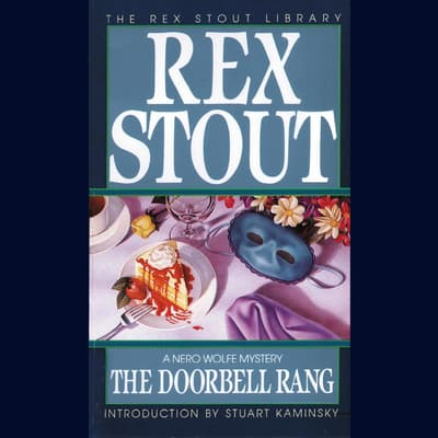 The Doorbell Rang by Rex Stout audiobook
