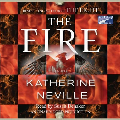 The Fire by Katherine Neville audiobook