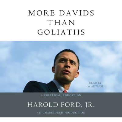 More Davids Than Goliaths by Harold Ford audiobook