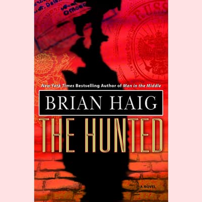 The Hunted by Brian Haig audiobook