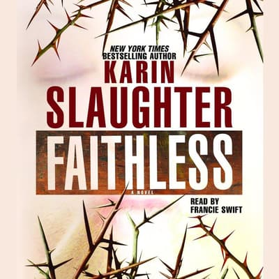 Faithless by Karin Slaughter audiobook