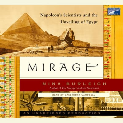 Mirage by Nina Burleigh audiobook