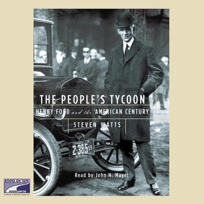 The People's Tycoon by Steven Watts audiobook