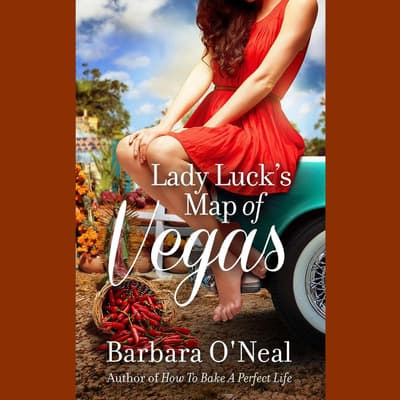 Lady Luck's Map of Vegas by Barbara Samuel audiobook