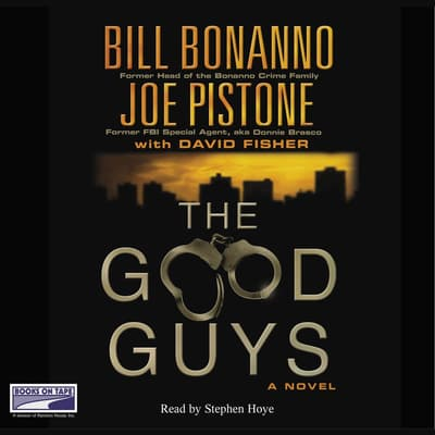 The Good Guys by Bill Bonanno audiobook