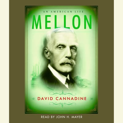 Mellon by David Cannadine audiobook