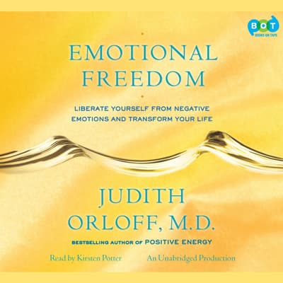 Emotional Freedom by Judith Orloff audiobook