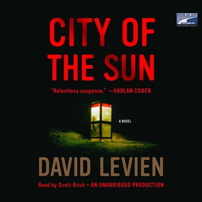 City of the Sun by David Levien audiobook