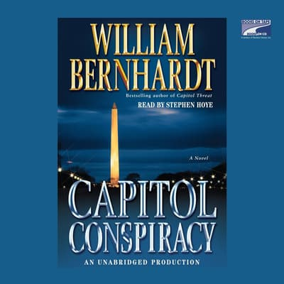 Capitol Conspiracy by William Bernhardt audiobook