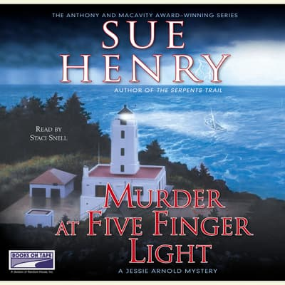 Murder at Five Finger Light by Sue Henry audiobook