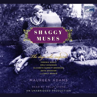 Shaggy Muses by Maureen Adams audiobook