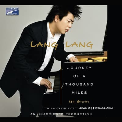 Journey of a Thousand Miles by Lang Lang audiobook