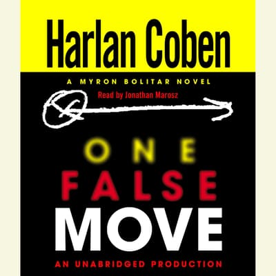 One False Move by Harlan Coben audiobook