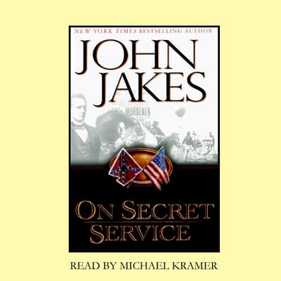 On Secret Service by John Jakes audiobook