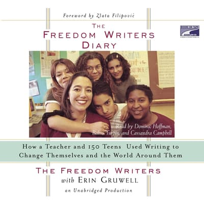 The Freedom Writers Diary by Erin Gruwell audiobook
