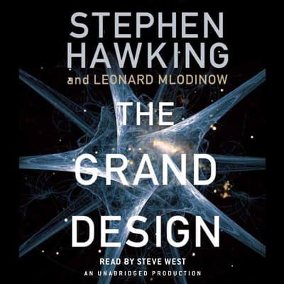 The Grand Design by Stephen Hawking audiobook