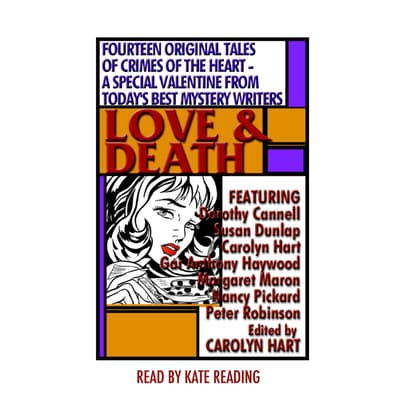 Love and Death by Carolyn Hart audiobook