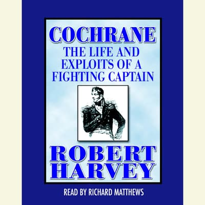 Cochrane by Robert Harvey audiobook