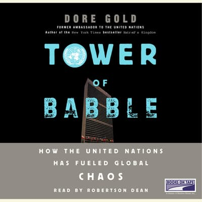 Tower of Babble by Dore Gold audiobook