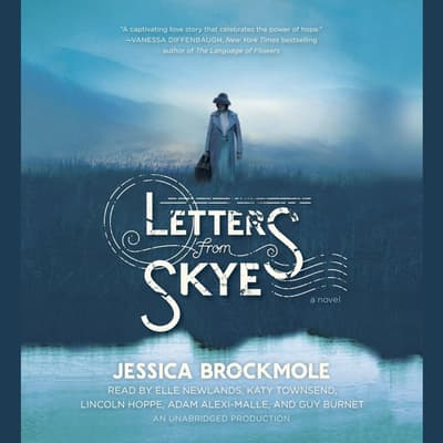 Letters From Skye by Jessica Brockmole audiobook