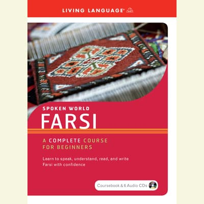 Farsi by Living Language audiobook