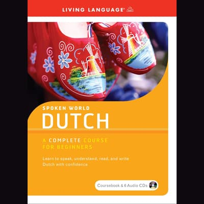 Spoken World: Dutch by Living Language audiobook