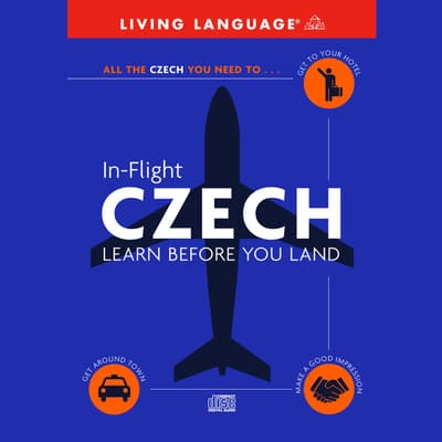 In-Flight Czech by Living Language audiobook