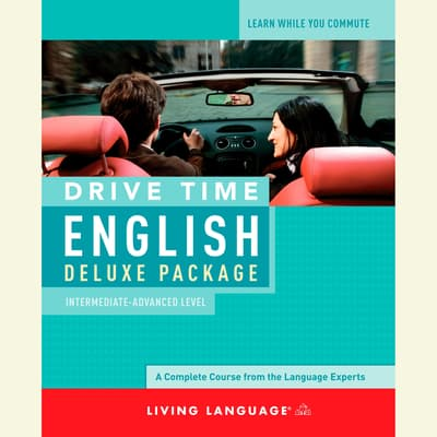 Drive Time English: Intermediate Level by Living Language audiobook
