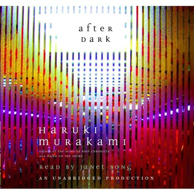After Dark by Haruki Murakami audiobook