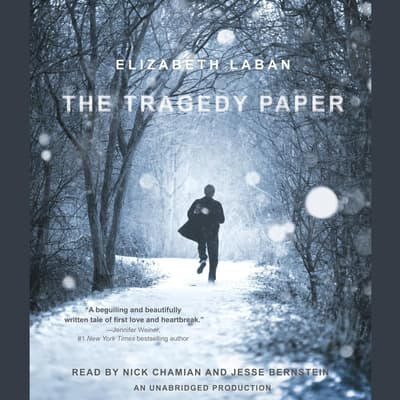 The Tragedy Paper by Elizabeth LaBan audiobook