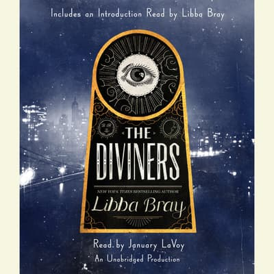 The Diviners by Libba Bray audiobook