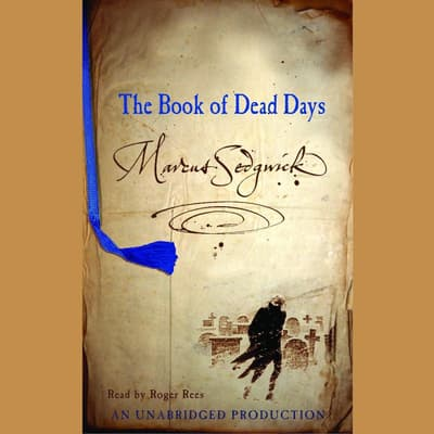The Book of Dead Days by Marcus Sedgwick audiobook