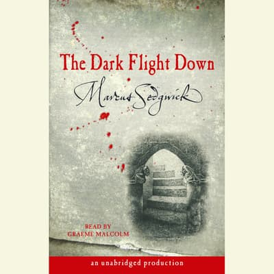 The Dark Flight Down by Marcus Sedgwick audiobook