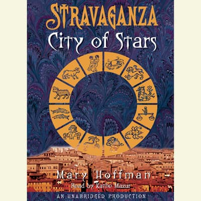 Stravaganza: City of Stars by Mary Hoffman audiobook