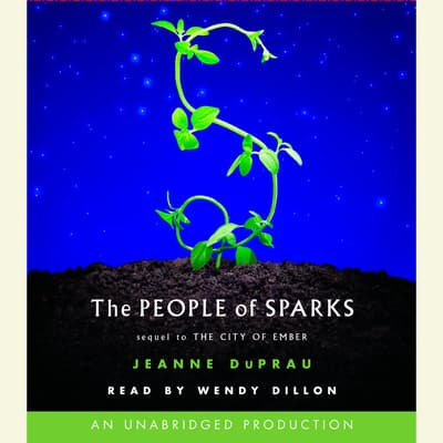 The People of Sparks by Jeanne DuPrau audiobook