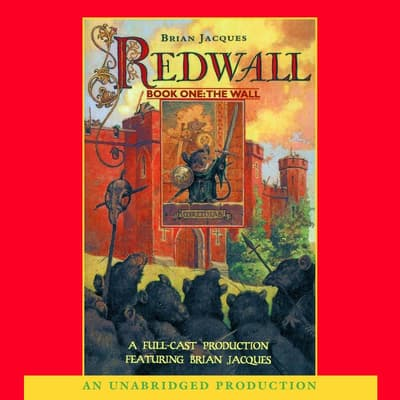 Redwall by Brian Jacques audiobook