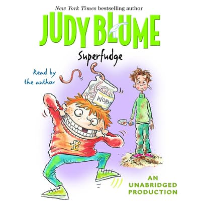 Superfudge by Judy Blume audiobook