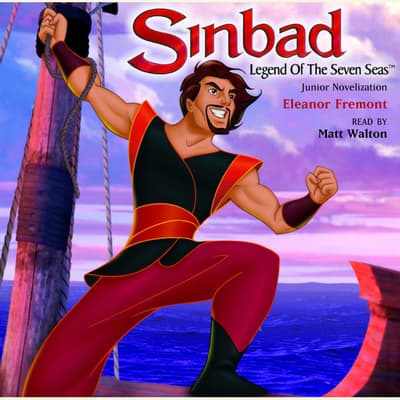 Sinbad by Eleanor Fremont audiobook