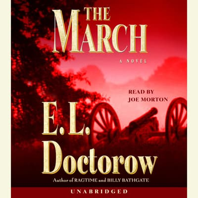 The March by E. L. Doctorow audiobook