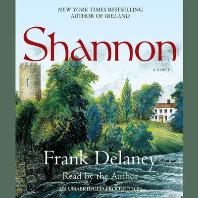Shannon by Frank Delaney audiobook